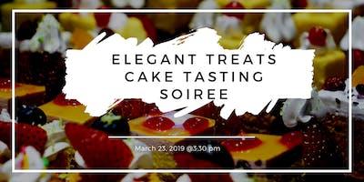 Elegant Treats Cake Tasting Soiree