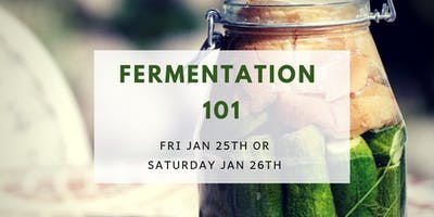 Fermentation 101: introduction to DIY fermented products