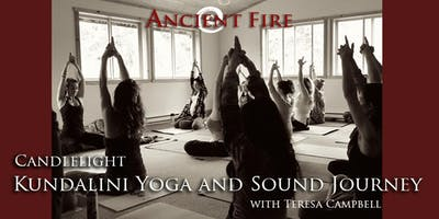 Candlelight Kundalini Yoga and Sound Journey at Ancient Fire
