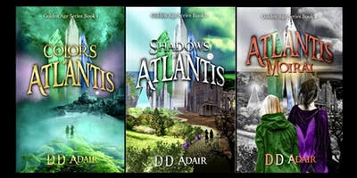 A Book Launch for The Golden Age Series!