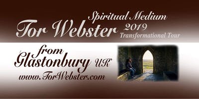 Tor Webster - Spiritual Medium - Group Meditation and Channeling - Special Event!