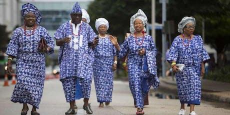 NIGERIA CULTURAL PARADE & FESTIVAL - Vendors tickets