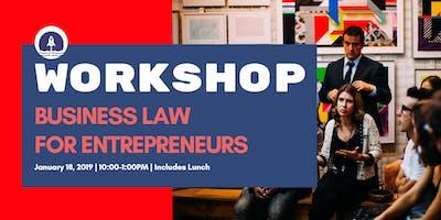 Business Law Workshop for Startups