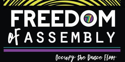 Freedom of Assembly - Occupy the Dance Floor