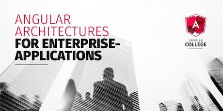 Advanced Angular Workshop, Frankfurt: Enterprise Anwendungen und Architekturen, 3 Tage Tickets