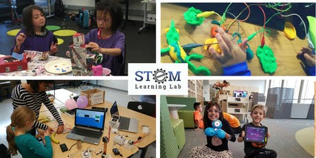 CALGARY: Art/Tech Mash-Up Summer Camp (Ages 6-9)  tickets