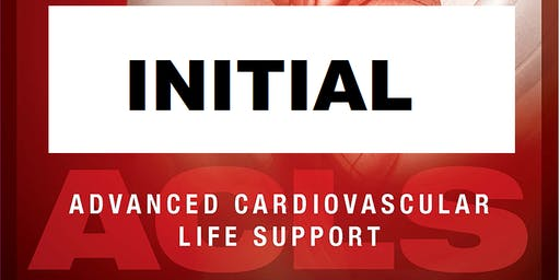 AHA ACLS 1 Day Initial Certification August 28, 2019 (INCLUDES Provider Manual and FREE BLS!) 9 AM to 9 PM at Saving American Hearts, Inc. 6165 Lehman Drive Suite 202 Colorado Springs, Colorado 80918.