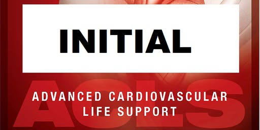 AHA ACLS 1 Day Initial Certification October 19, 2019 (INCLUDES Provider Manual and FREE BLS!) 9 AM to 9 PM at Saving American Hearts, Inc. 6165 Lehman Drive Suite 202 Colorado Springs, Colorado 80918.