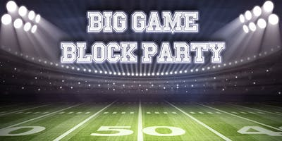Big Game Block Party