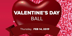 Valentine's Day Ball - Dancing & Food