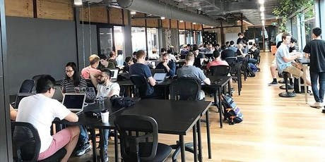 RCL Open Coworking Day tickets