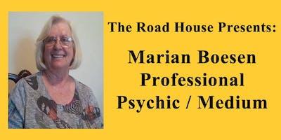 Marian Boesen - Professional Pyschic Medium Gallery Reading