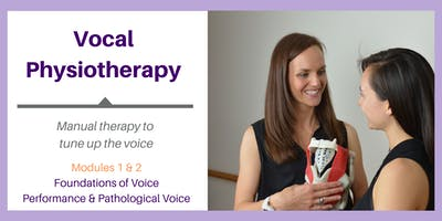 Vocal Physiotherapy Education Modules 2019