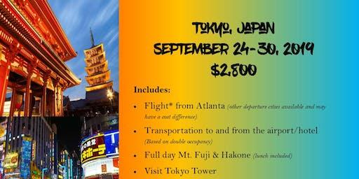 Tokyo, Japan is Calling