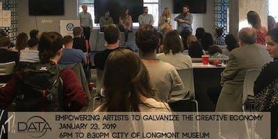 Empowering Artists to Galvanize the Creative Economy