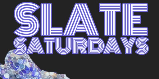 Surprise Saturday Night Party at Slate NY! Drinks, Dance, Games & More! Free Entry For Everyone! Mention You're With Rory