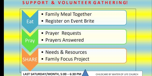 Embrace Me! Support & Volunteer Gathering