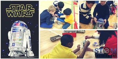 Jr. Jedi Robotics Summer Camp (Ages 6-9)