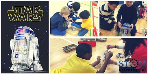 CALGARY: Jr. Jedi Robotics Summer Camp (Ages 6-9)