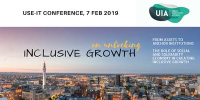 The Use It Conference Unlocking Inclusive Growth Birmingham