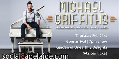 Adelaide Fringe Event | Michael Griffiths ~ By Request