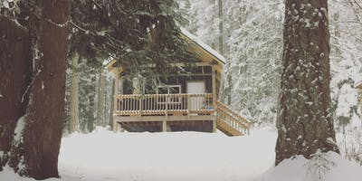MTN Chicks: Snowshoe to Smith Gap Cabin