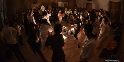 Shamanic Drumming & Dance (Donation based)