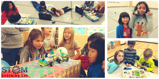 CALGARY: Lego Bot Buddies Summer Camp (Ages 6-9)