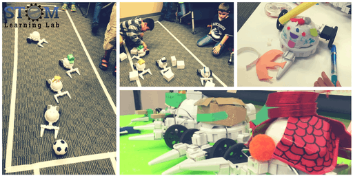CALGARY: Robot Battles: Build and Code A Robot Summer Camp! (Ages 10-13)