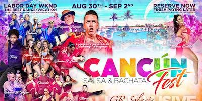 2019 Cancun Salsa Bachata Festival