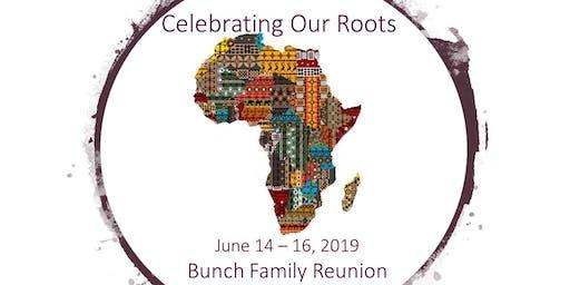 2019 Bunch Family Reunion