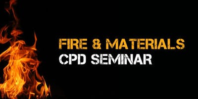 Fire and Materials - CPD Seminar - Canberra