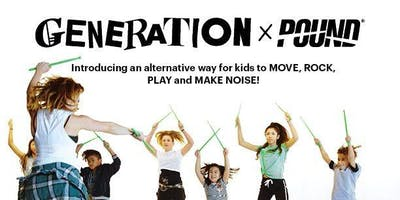 Generation POUND Fit Workshop in Weymouth!