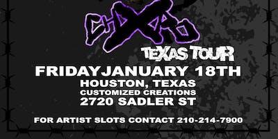 CHXPO Texas Tour (Houston)