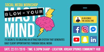 Social Media Workshop: Blow-Your Mind