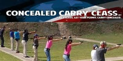 CONCEAL CARRY CLASS! HD Elite Services, Harry Duhon II