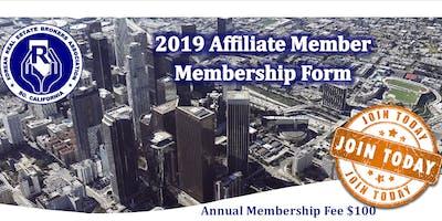 2019 KREBA Affiliate Membership