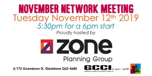 GCCI November Network Meeting