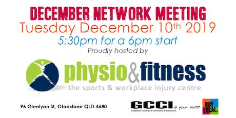 GCCI December Network Meeting tickets