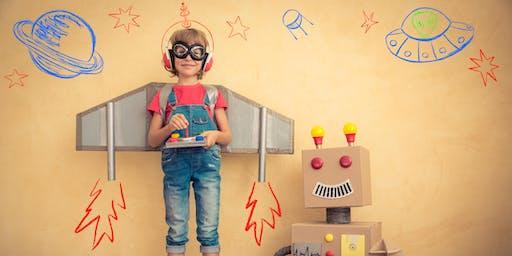 Nerd Alert — Hands-on Science fun!
