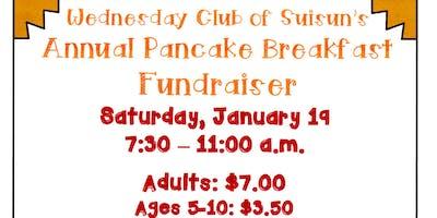 Wednesday Club of Suisun Annual Pancake Breakfast