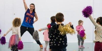 Trott Park | Kids Hip-Hop | 3-4 years old (Wednesday) Term 4