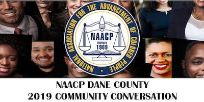 NAACP Dane County 2019 Community Conversation