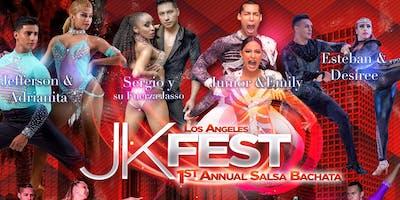 JK FEST 1st Annual Los Angeles Salsa Bachata