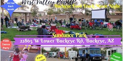 Buckeye Food Truck MOVIE NIGHT & MORE ~ Sundance Park~Sat 4/20!