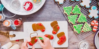 Christmas Cookie Decorating Class - All Supplies Included at Cottonwoods