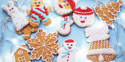 Ugly Sweater & Christmas Pajama Cookie Exchange at Cottonwoods RV Park