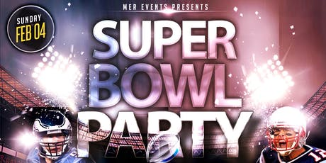 Super Bowl Watch Party tickets