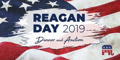 Milwaukee County Republican Party: Reagan Day Dinner 2019