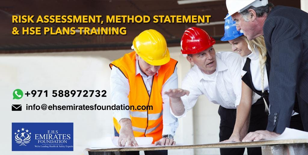 Risk Assessment, Method Statement & HSE Plans